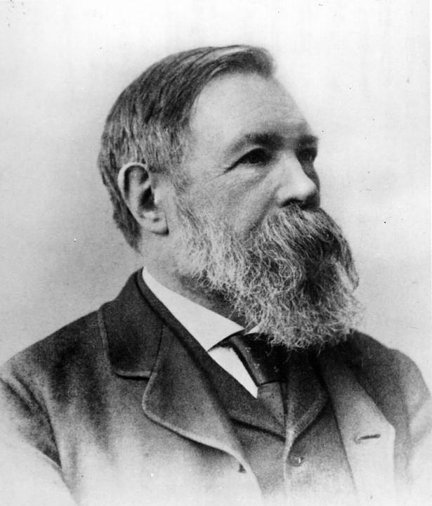 Friedrich Engels Image public domain