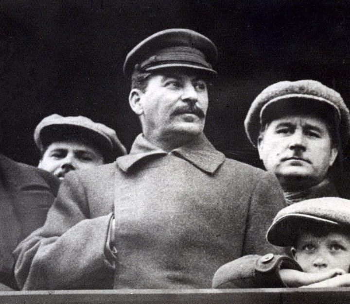 Stalin adopted the same anti-gay laws as Hitler in the mid-30s / Image: public domain