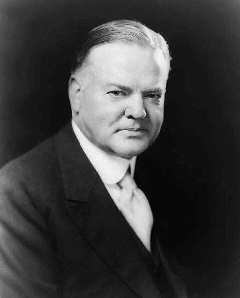 Herbert Hoovers protektionistiska politik förvandlade depressionen till en världshandelskris