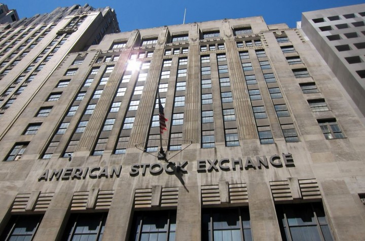 American Stock Exchange building Image Wally Gobetz