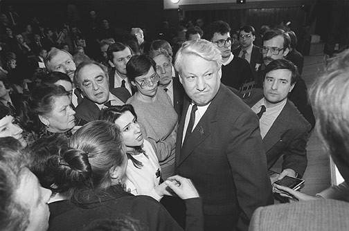 Boris Yeltsin 1 February 1989 1 Image ITAR TASS