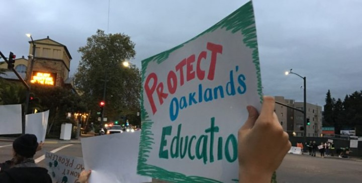 Protect Oaklands Education Image Oakland Education Association