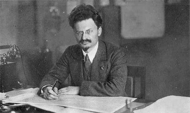 Trotsky relevant 2018 Image public domain