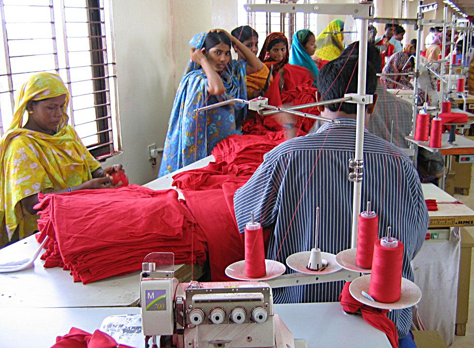 life of a garment work in Present status of garment workers in bangladesh: an analysis wwwiosrjournalsorg 39 | page countries this migration of the export oriented garments industry from.