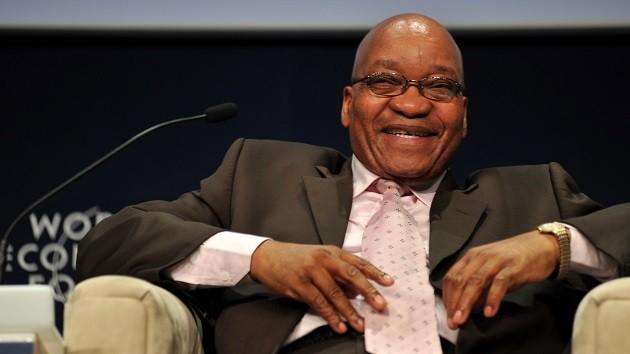 Jacob Zuma Image Wikimedia Commons