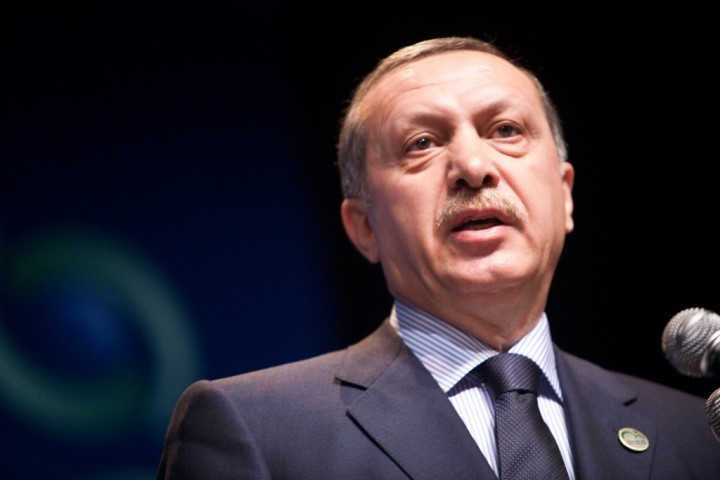 Speaking Erdogan Image Flickr unaoc