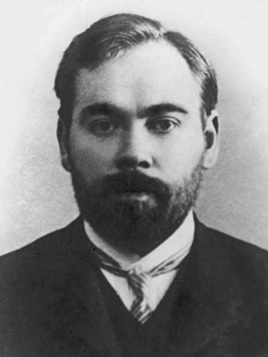 A A Bogdanov Image public domain