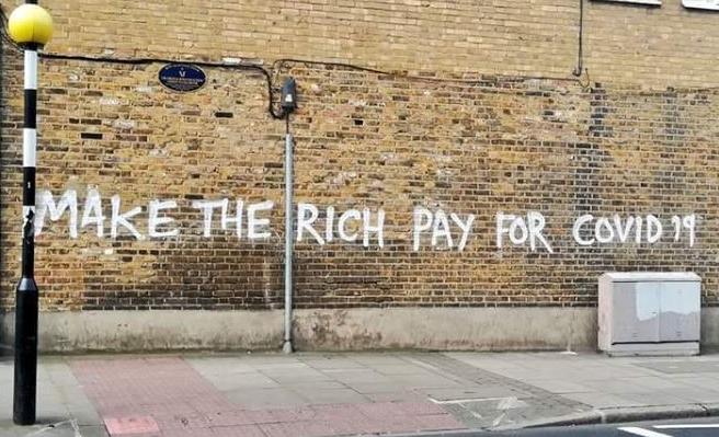 Make the rich pay Image Jorge Martin