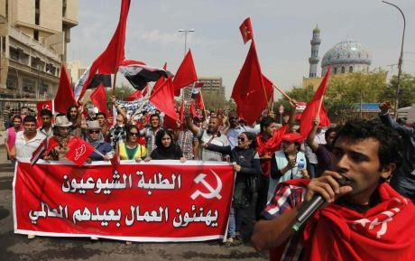 Iraqi communist party