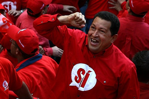 Chavez five years 3 Image Rebelión