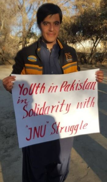 PYA-Quetta-in-Solidarity-with-JNU-India-4- PYA Quetta in Solidarity with JNU India 4