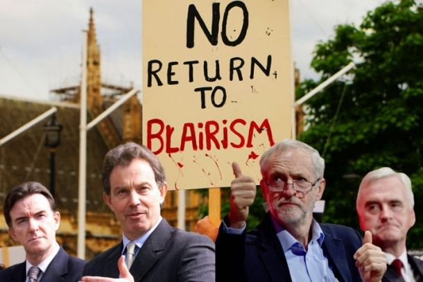 Blairites save establishment Image Socialist Appeal