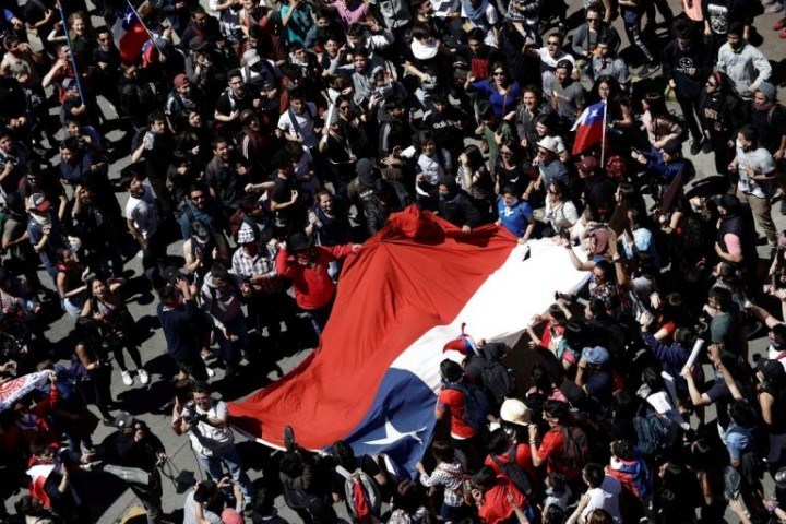 chile protests Image STRINGER