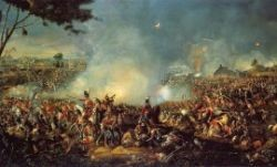 Battle of Waterloo 1815