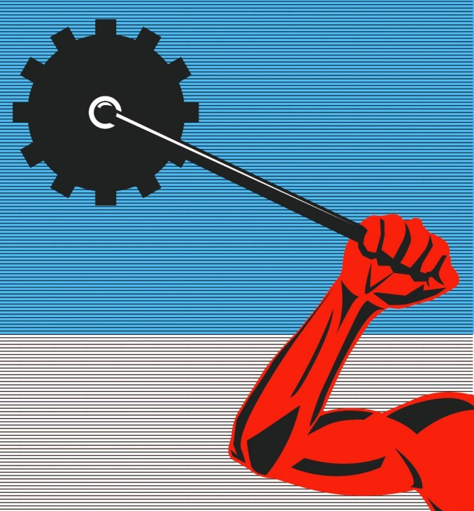 Workers Control gears Image Socialist Appeal