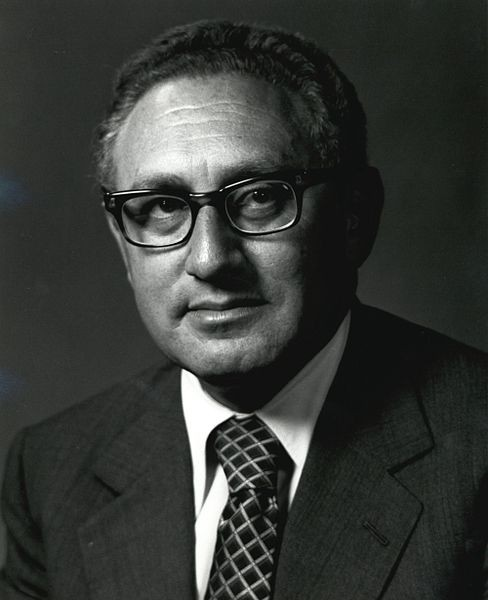 Henry Kissinger Image US State Dept