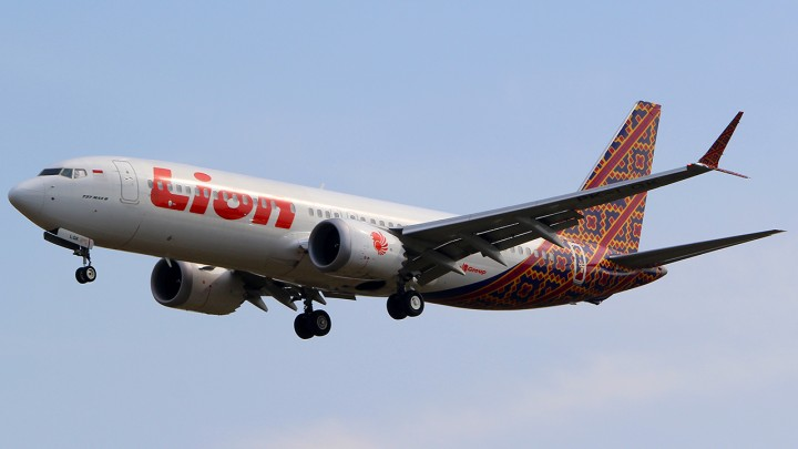 Boeing Lion Image Flickr Bathara Sakti