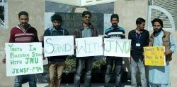 Muzffarabad-in-Solidarity-with-JNU-India-2- Muzffarabad in Solidarity with JNU India 2