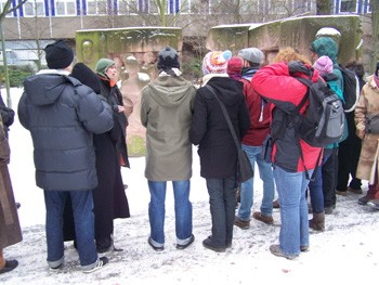 Walking tour about the history of Berlin