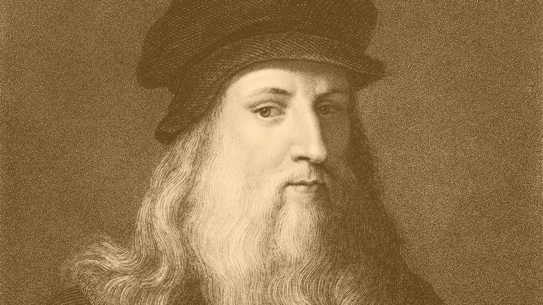 Leonardo Da Vinci Artist Thinker And Revolutionary