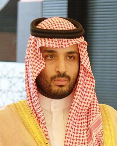 Mohammad Bin Salman Al Saud Image Mazen AlDarrab