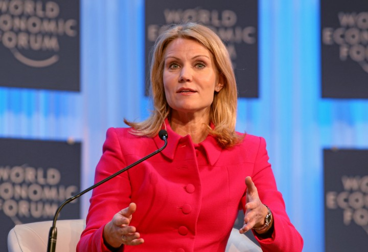 Helle Thorning Schmidt Image Flickr World Economic Forum