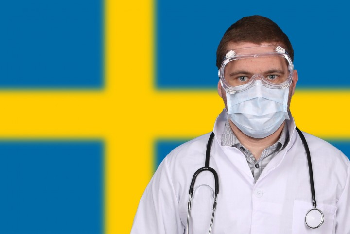 Sweden doctor Image Jernej Furman Flickr