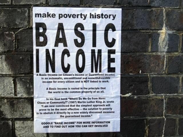 Universal basic income: utopian dream or libertarian ...