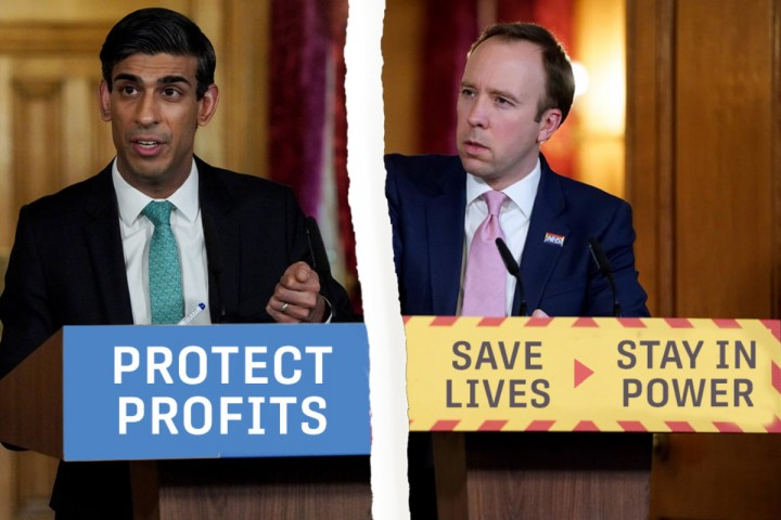 profits or life Image Socialist Appeal