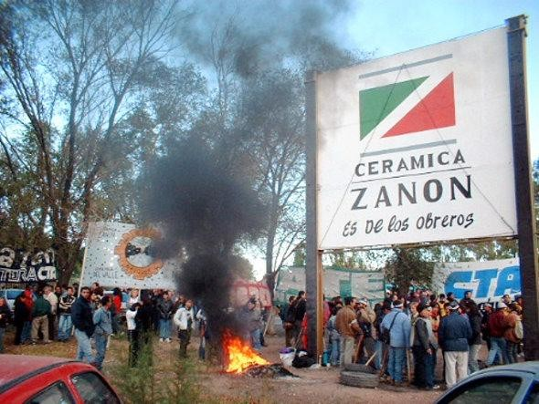 Argentina: They've made history – Workers will be owners of Ceramica Zanón