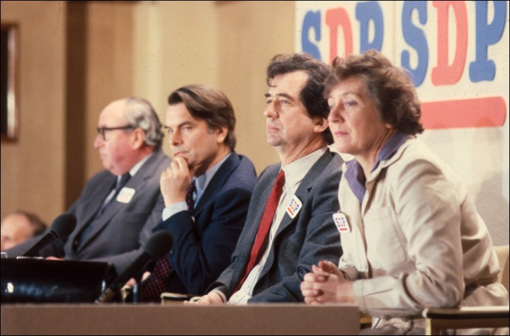 Gang of Four SDP Image Socialist Appeal