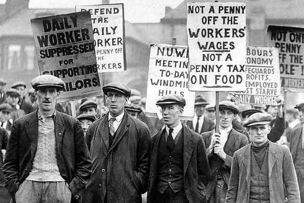 Britain 1926 General Strike: On the Verge of Revolution