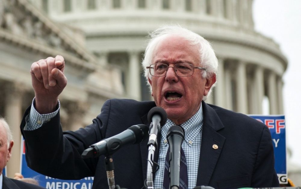 usa bernie sanders and the 2016 presidential election