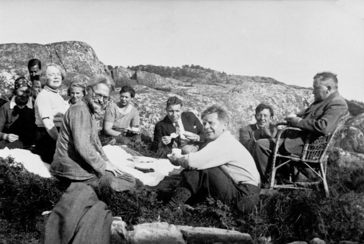 托洛茨基在挪威,1936年