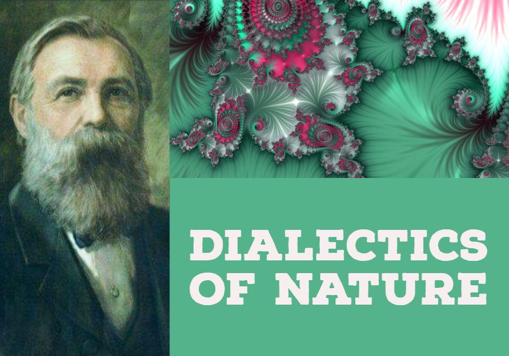 Classics Dialectics Of Nature