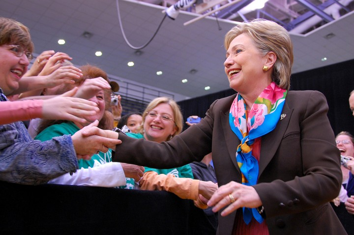 Clinton Image pennstatenews