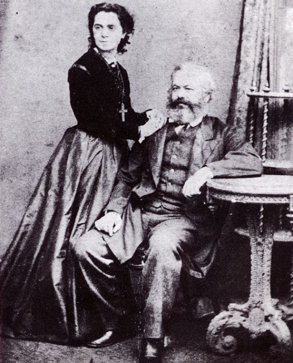 Jenny Marx Image public domain