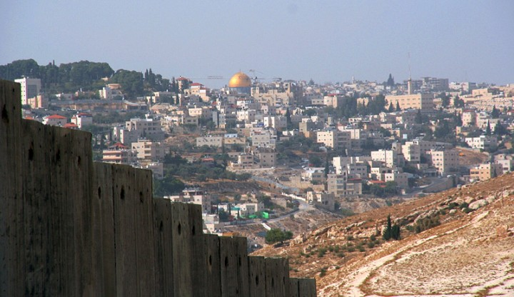 Palestine wall Image the Doxa