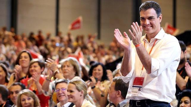 Pedro Sanchez congreso PSOE EDIIMA20170618 0312 21