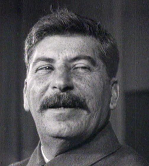 Stalin Image public domain