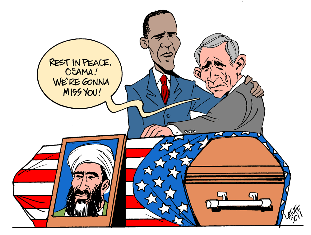 Illustration: Latuff