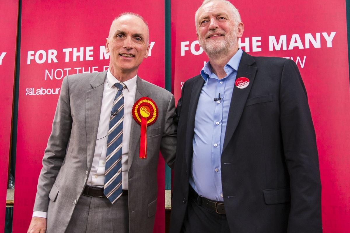 Chris Williamson Jeremy Corbyn Image Socialist Appeal