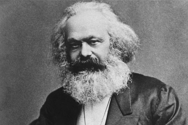 Marx Image public domain