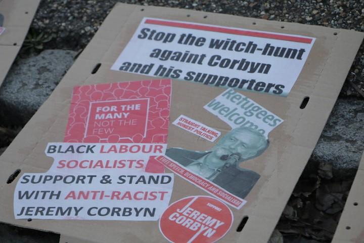 Support Corbyn Image Socialist Appeal