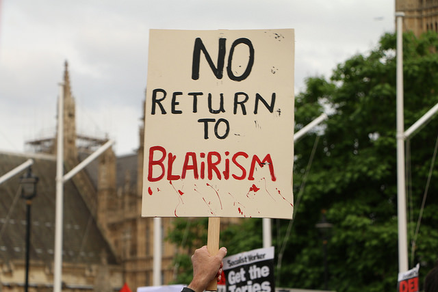 No Return of Blairism Socialist Appeal