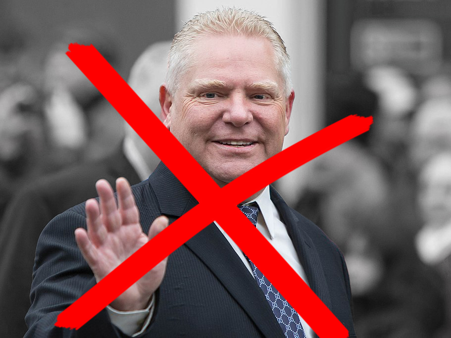 Doug Ford Image In Defence of Marxism