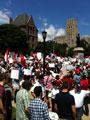Toronto: Solidarity protest with the second wave of the Egyptian revolution