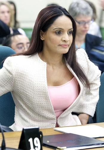 Ruby Dhalla, Canadian liberal MP.