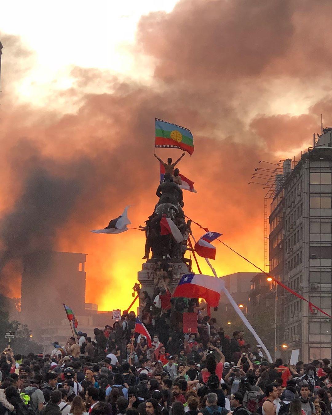 América Latina en revolución: lecciones del octubre rojo