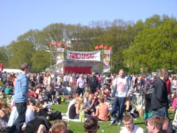 May Day Copenhagen